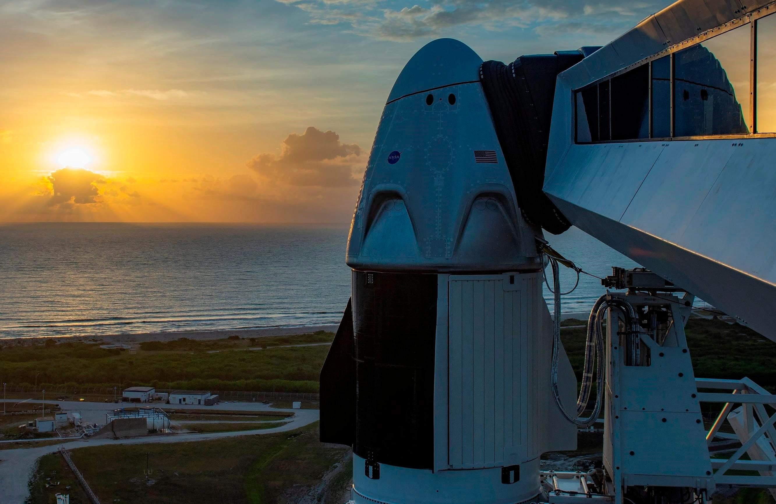 SpaceX: todo lo que hay que saber sobre el lanzamiento de la nave espacial - Infobae