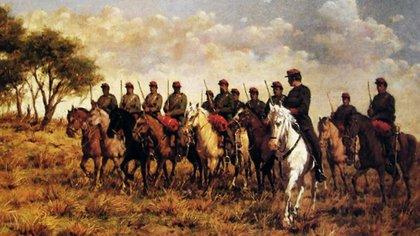 La campaña militar transcurrió desde 1878 hasta 1885