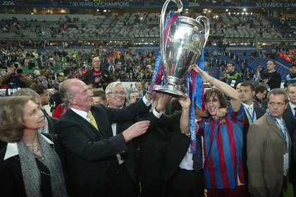 Barcelona conquistó la Champions en 2006 tras vencer al Arsenal (Foto : Shutterstock)