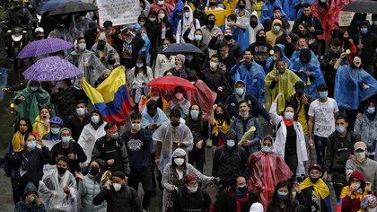 ¿Por qué siguen las marchas en Colombia?