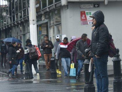 En la Ciudad de México se prevén temperaturas de 10 a 12 grados Celsius. (Foto: Archivo/Cuartoscuro)
