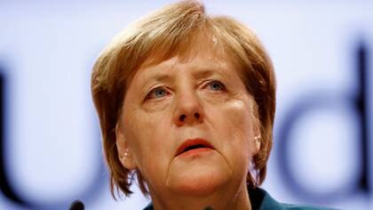 Angela Merkel, canciller de Alemania Reuters)