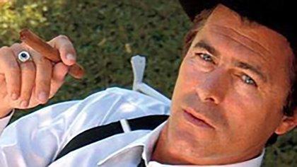 """Gabriel Corrado en """"Hombres de honor"""" (Foto IG)"""