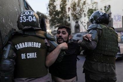 El plebiscito fue acordado por el Gobierno y la oposición tras la ola de  protestas sociales que se desarrollaron en el país desde octubre pasado  (REUTERS/Pablo Sanhueza)
