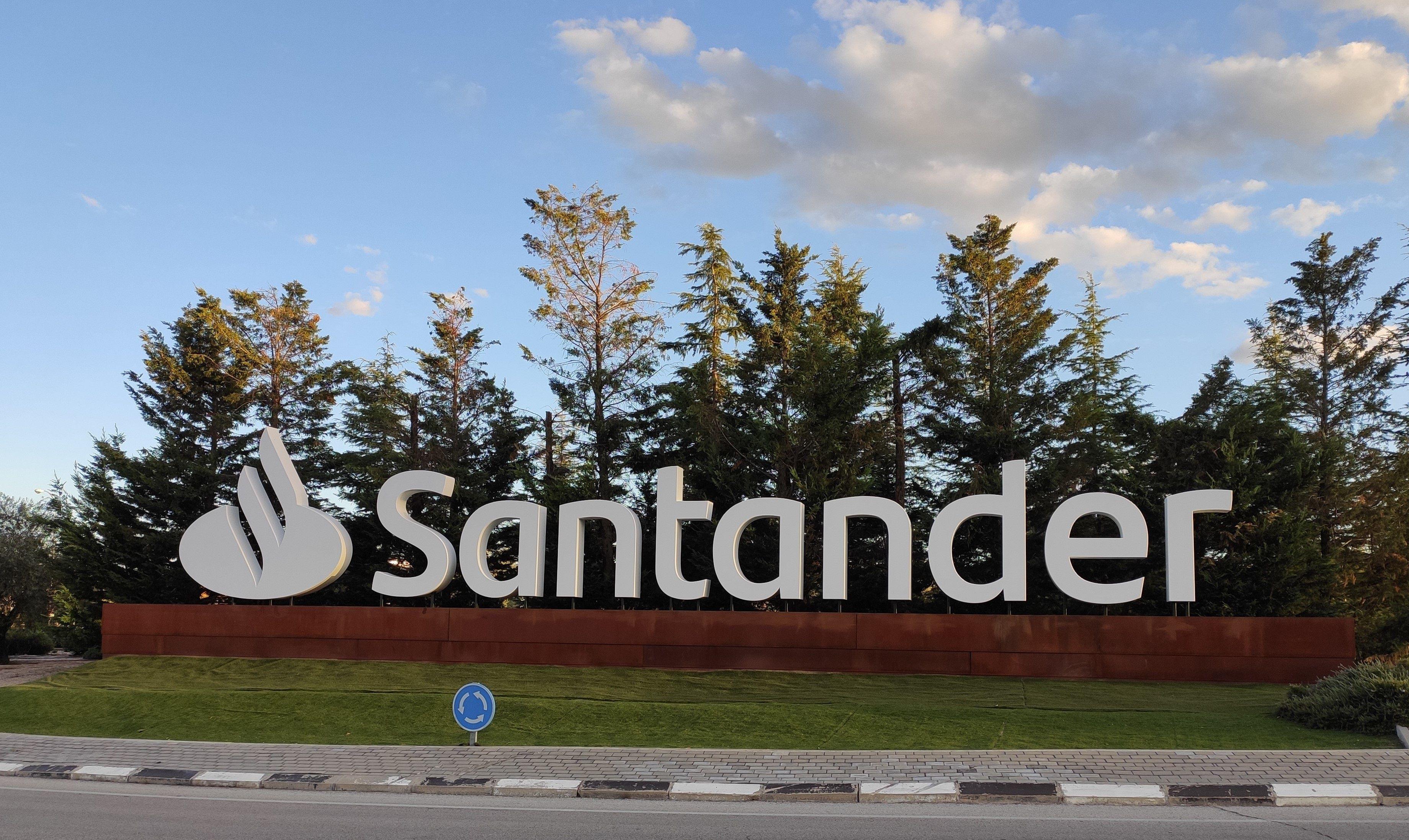 14/10/2020 Sede Banco SantanderESPAÑA EUROPA MADRID ECONOMIABANCO SANTANDER