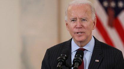 The President of the United States, Joe Biden.  Photo: REUTERS / Jonathan Ernst