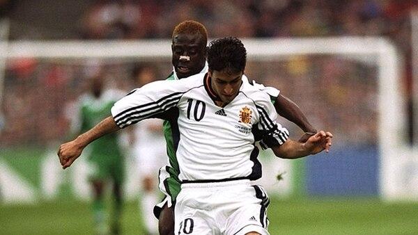 MUNDIAL DE FUTBOL RUSIA 2018, NOTÍCIAS Y CURIOSIDADES Espana-nigeria-1998