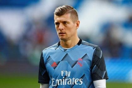 Toni Kroos habló sobre la homesextualidad en el fútbol (REUTERS)