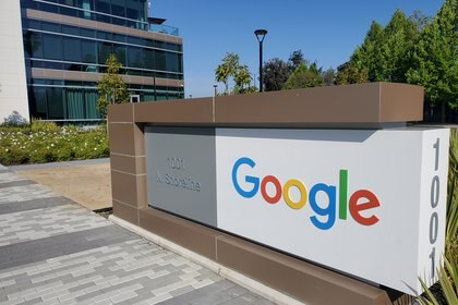 Una imagen de las oficinas centrales de Google, en Mountain View, California (REUTERS/Paresh Dave/File Photo)