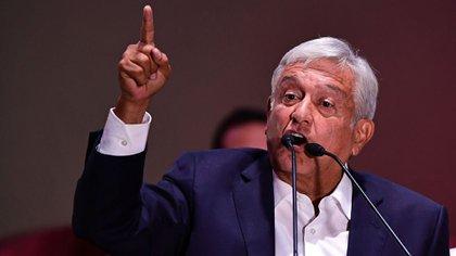 En su discurso en el Zócalo, Andrés Manuel López Obrador anunció a su equipo de transición