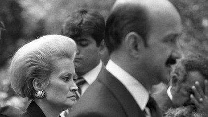 Durante 46 años, Gordillo perteneció a las filas del Partido Revolucionario Institucional (PRI), incluso, llegó a ser secretaria general, el segundo cargo más importante en la estructura (Foto: Archivo)