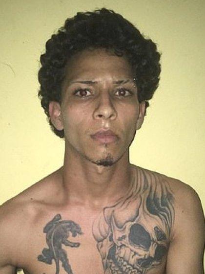 Rolfy Ferreira Cruz, el hombre acusado de dispararle a Ortiz (Foto: Policía Nacional República Dominicana)
