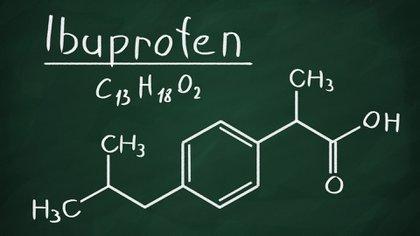 El doctor en Bioquímica Dante Beltramo modificó la molécula del ibuprofeno haciéndola 100% soluble en agua para administrarlo en nebulizaciones (Shutterstock)