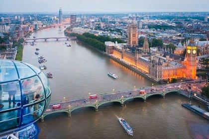 Londres, a la cabeza entre las ciudades más valoradas del mundo (Foto: Shutterstock)