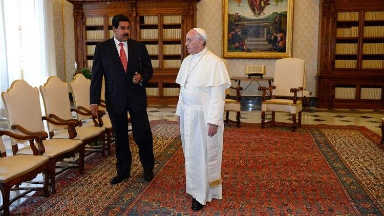 La mediación del Vaticano no ha tenido éxitos para acercarse a un desenlace de la crisis(AP)