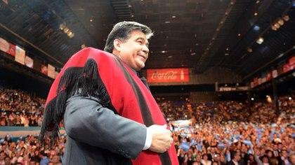 El intendente Mario Ishii (NA)