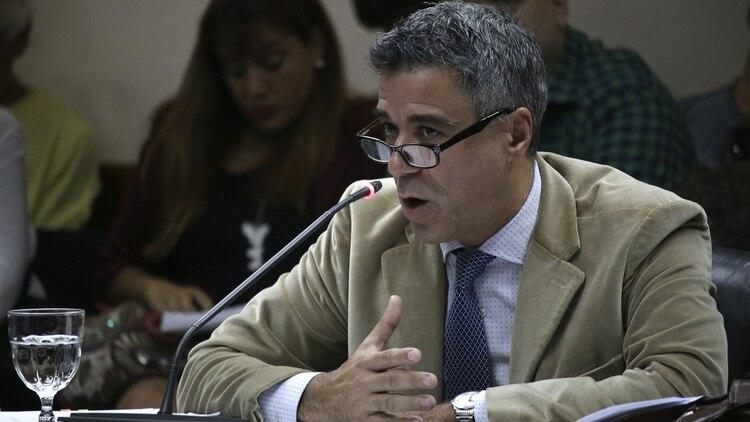 El juez Daniel Rafecas