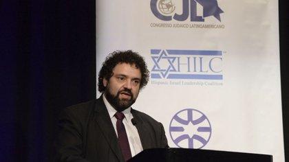 Claudio Epelman, Director Ejecutivo del Congreso Judío Latinoamericano