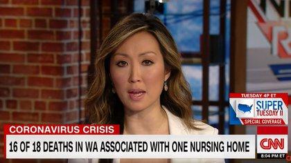 """""""Crisis de Coronavirus"""", lo llamaba hace una semana la cadena de noticias norteamericana (CNN)"""