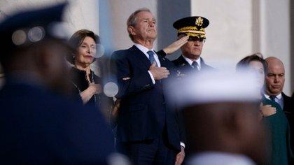 George Bush (AP/archivo)