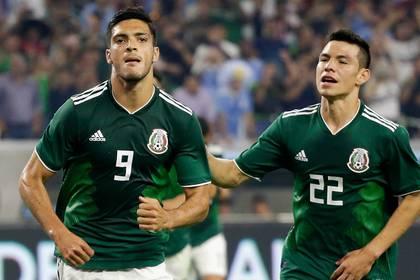 La selección mexicana cerrará el año futbolístico contra Bermudas en la Nations League (Foto: Cuartoscuro)