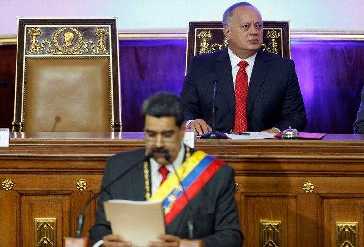 Vecchio aseguró que Maduro no confía ni en su propia sombra tras los últimos anuncios de EEUU (REUTERS/Manaure Quintero)