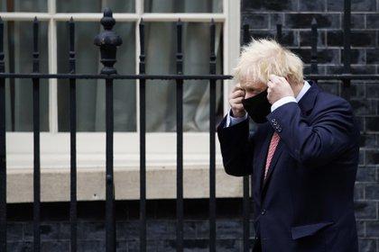 El primer ministro británico, Boris Johnson. EFE/EPA/WILL OLIVER/Archivo