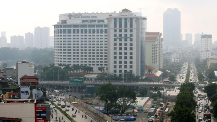 Vista panorámica de Hanói, Vietnam (Reuters)