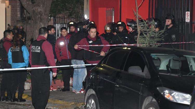 La redada en Céspedes que terminó con la detención de Devias.