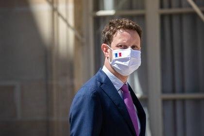 Clement Beaune, secretario de Estado de Asuntos Europeos de Francia AURELIEN MORISSARD / ZUMA PRESS / CONTACTOPHOTO