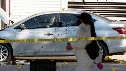 """La Fiscalía declaró, a través de su cuenta de Twitter, que se investiga el homicidio del coordinador de la UNESA. """"Como parte de los primeros resultados, se busca establecer una posible relación con los hechos de una persona detenida cerca de Mazatlán por la Guardia Nacional"""", señaló (Foto: Cuartoscuro)"""