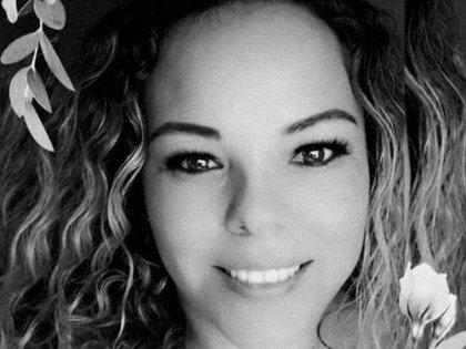 Yesica tenía 36 años, era madre de tres hijos, vendía pasteles y era agricultora Foto: Facebook