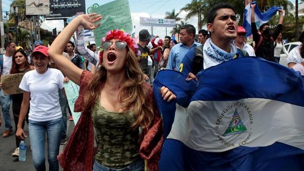 Las protestas llegan a su quinto día (REUTERS)