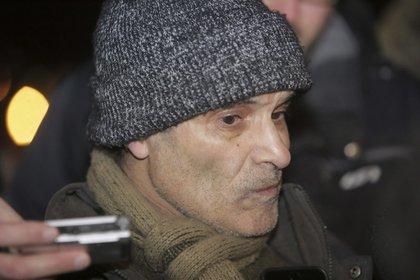 El presidente de la mezquita Mohamed Oudghiri (The Canadian Press via AP)