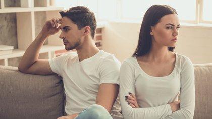 Crisis matrimoniales impulsadas por el confinamiento (Shutterstock)