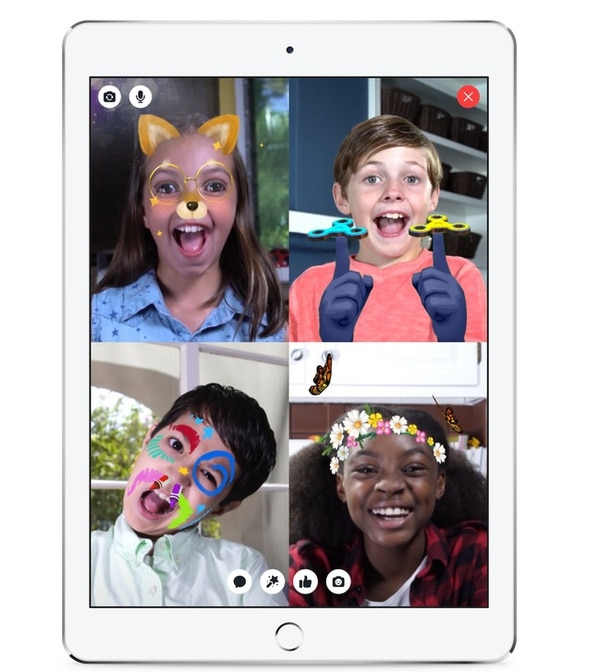 La app solo está disponible para iOS