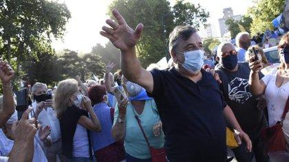 Mario Negri en Mar del Plata