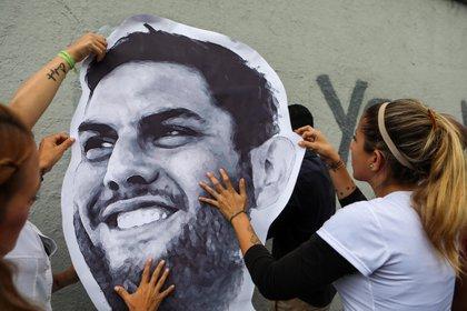 """James Story opinó que la excarcelación de Juan Requesens """"no indica que el régimen está haciendo las cosas correctas"""" (EFE/Cristian Hernandez)"""