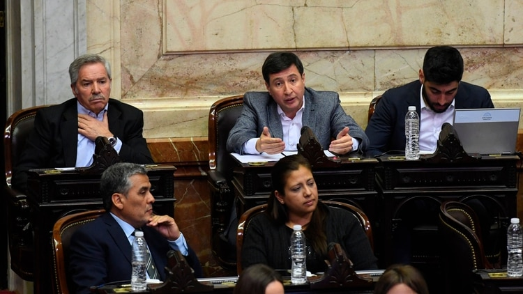 Daniel Arroyo es una de los dirigentes en contacto con movimientos sociales (Maximiliano Luna)