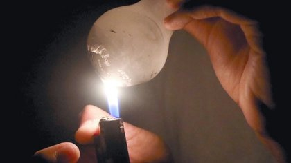 Al cristal – metanfetamina- también se le conoce como ice, hielo, crico, cristo, foco o simplemente meth (Foto: Especial)