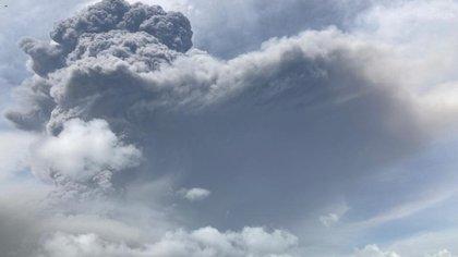 Nube de azufre sigue posada sobre la Guajira