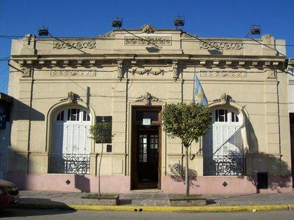La casa donde se señala que habría nacido Juan Domingo Perón en Lobos  (maipo.net)