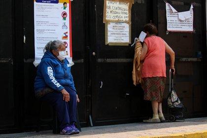 Hasta este jueves 9 de julio se han reportado 5,149 contagios activos estimados en personas de la tercera edad (Foto: Cuartoscuro)