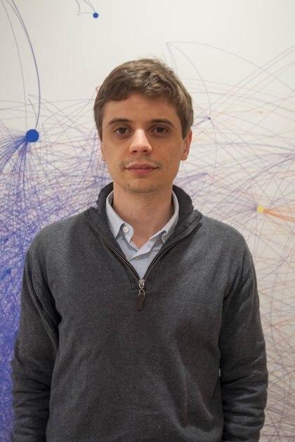 Lucas Calil, investigador en la Fundación Getulio Vargas