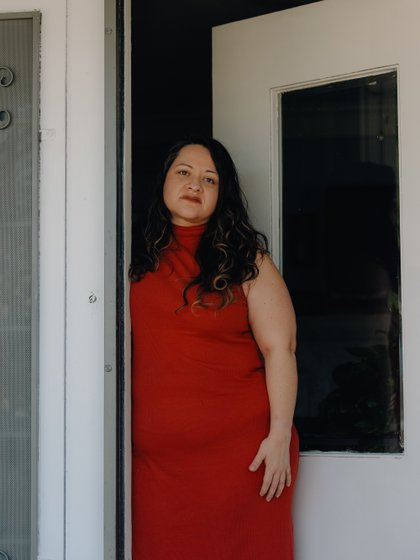 Karla Monterroso. (Rozette Rago/ The New York Times)