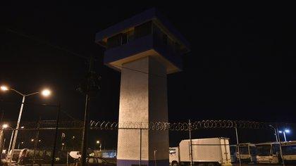 El Altiplano, la cárcel de máxima seguridad de la que se escapó Guzmán Loera en 2015 (Foto: AFP)