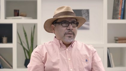 El periodista Javier Valdez asesinado en 2017 (Foto: Propuesta Cívica - captura de pantalla)