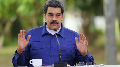 """A pesar de las las críticas de la OEA y Juan Guaidó, el dictador Nicolás Maduro dijo que el nuevo ente electoral venezolano es """"un acuerdo con la oposición"""""""