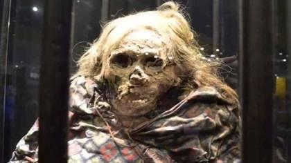 """El mito de """"La bruja"""" fue desmentido por el actual director del museo (Foto: Museo de las momias de Guanajuato)"""