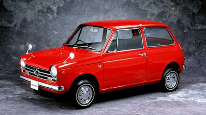 Desde la primera época los Honda fueron rojos (Honda)